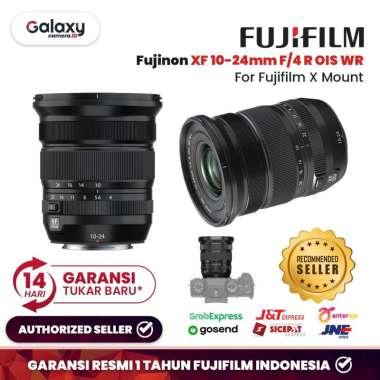 Lensa Fujifilm Fujinon XF 10-24mm F/4 R OIS WR