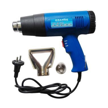 Orange Heat Hot Air Gun Pistol Pemanas Sablon [750 Watt]