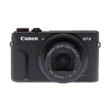 Canon Powershot G7X Mark II Pocket Camera