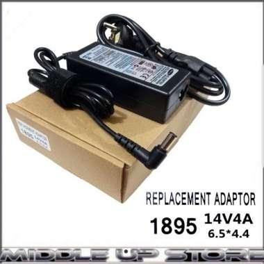 harga Adaptor untuk lcd - led Samsung dan lainya 14V - 4A 1895 6.5*4.4 MULTY COLOUR Blibli.com