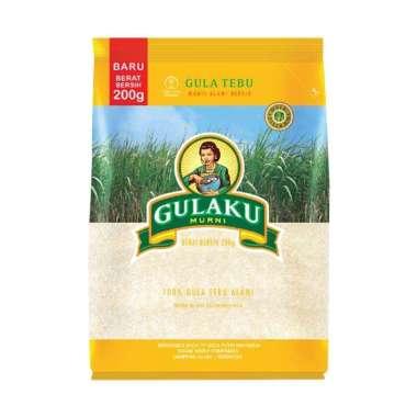 GULAKU Tebu Gula [200 g]