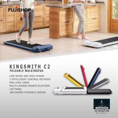 harga Kingsmith WalkingPad C2 Smart Foldable Treadmill Garansi Resmi Merah Blibli.com