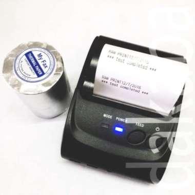 harga Promo Kertas Struk Thermal 58x40 Mesin EDC Printer Bluetooth POS Register Berkualitas Blibli.com