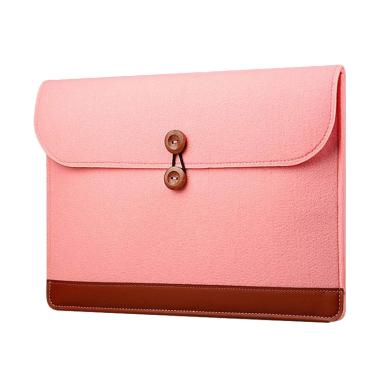 Cooltech Tas Laptop Softcase Sleeve ... ook - Pink [11 - 12 Inch]