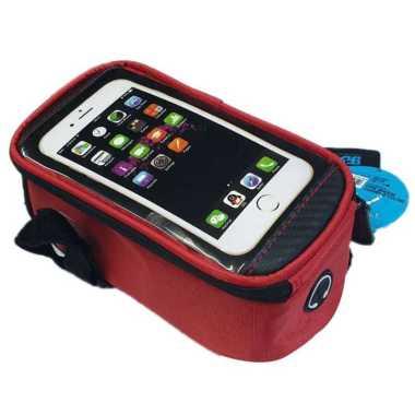 harga Roswheel Tas Sepeda Waterproof Smartphone - 12496 Merah Blibli.com