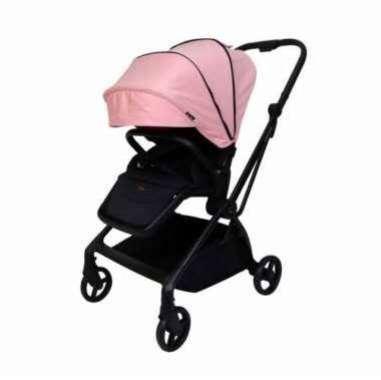 harga Cocolatte Convertz Stroller Kereta Dorong Bayi Pink Blibli.com
