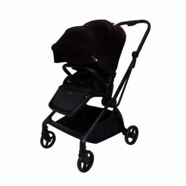 harga Cocolatte Convertz Stroller Kereta Dorong Bayi Black Blibli.com