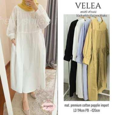 Promo Velea midi dres Limited