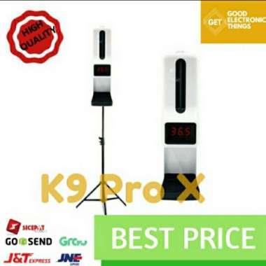 harga K9 INFRARED THERMOMETER AUTOMATIC NON CONTACT + SENSOR TANGAN + TRIPOD SALEPRICE Blibli.com