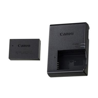 Canon LP-E17 Battery Pack with LC-E17 Charger