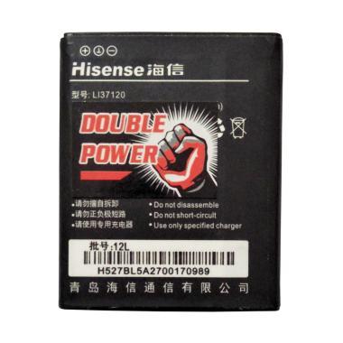 harga Double Power Battery for Andromax Max / Hisense E860 [1200 mAh] Blibli.com