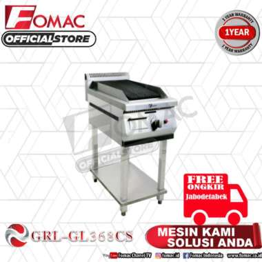 harga Gas Griddle With Stand GRL-GL368CS FOMAC GAS Burner Blibli.com