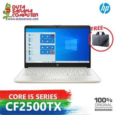 harga LAPTOP HP 14s - CF2500TX CF2501TX Intel Core i5-10210U 4GB 512GB SSD Radeon R530 2GB 14
