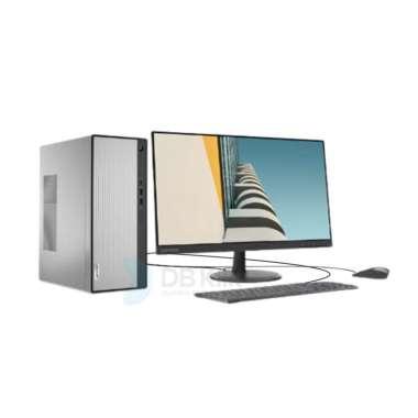 harga PC Desktop Lenovo IC 5 14IMB05-9NID i5-10400 8G 1TB DVDRW Windows 10 + OHS 23.8