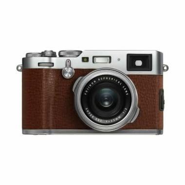 Fujifilm X100F Kamera Pocket - Brow ... rger & Np-w126s - Witacom