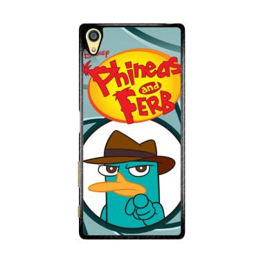 harga Flazzstore Perry Platypus W3175 Premium Casing for Sony Xperia Z5 Premium or Z5 Plus Blibli.com