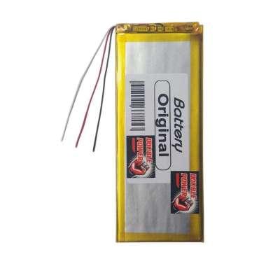 harga Double Power Baterai China Universal 3 Kabel [Ukuran 14 cm x 5,5 cm/ 4200 mAh] Blibli.com
