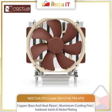 harga NOCTUA CPU Cooler [NH-U14S-TR4-SP3] Blibli.com