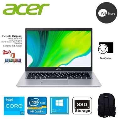 harga Acer Aspire 5 A514-54-33WF [Intel i3-1115G4/4GB/512GB SSD/ 14