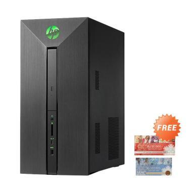 HP Pavilion Power 580-142D Desktop  ... es B-Power Gaming Headset