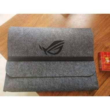 harga Gratis Ongkir Hot Sale Cover Laptop 15 6 Inch sleeve case sarung notebook Asus ROG t Blibli.com