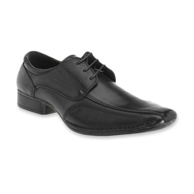 harga Jim Joker Ares 2FA Sepatu Formal Pria - Black Blibli.com