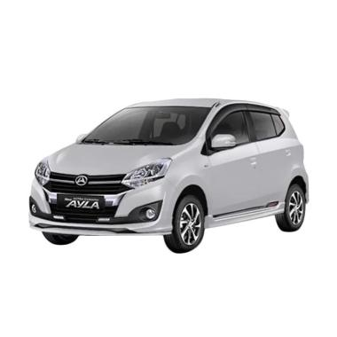 Daihatsu New Ayla 1.0 X Mobil [Uang Muka Kredit Bidbox]