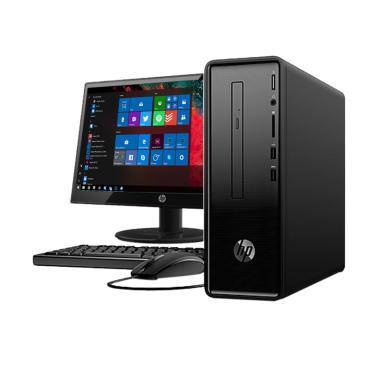 HP PC 290-P0037L [i7-8700/8/1T/VGA/DOS/3JV91AA + Monitor 18.5 Inch]