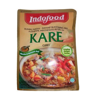 premium selection 1e798 566c7 Indofood Bumbu Kare Box  45 g