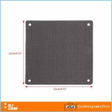 harga Promo PC Fan Dust Filter Casing Komputer 12cm X 12cm Limited Blibli.com