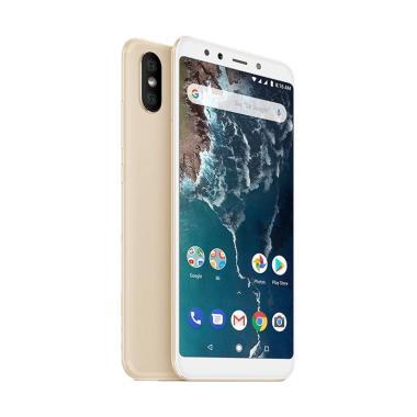 Xiaomi Mi A2 Smartphone [64GB/ 4GB] GRS RESMI