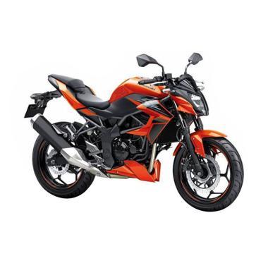 Kawasaki Z250SL Sepeda Motor [VIN 2018 / OTR Jadetabek]