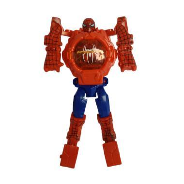 Spiderman 1030040069 Digital Jam Tangan Anak - Merah