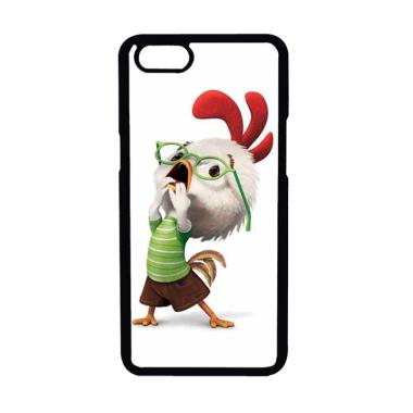 OEM Cute Cartoon Chicken Custom Hardcase Casing for OPPO A83