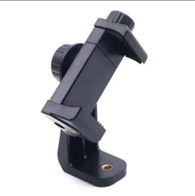 harga HOLDER TRIPOD U MOUNT HORIZONTAL VERTICAL 360 SMARTPHONE HP ROTARY Blibli.com