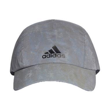 adidas R96 Ref Cap Topi Running - Grey [CW0754]
