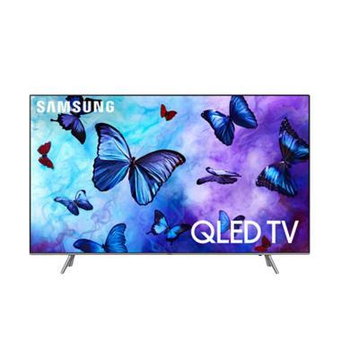 Samsung QA65Q6FNA QLED ULTRA HD Flat Smart TV [65 Inch] Hitam