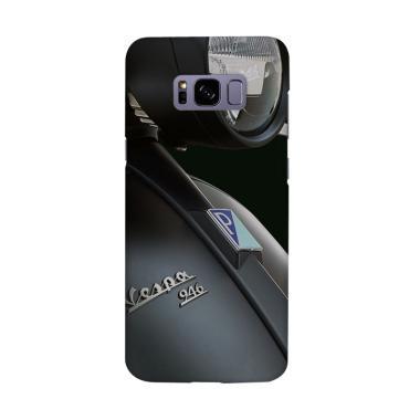 harga Indocustomcase Scuter Vespa 494 Cover Casing for Samsung Galaxy S8 Plus Blibli.com