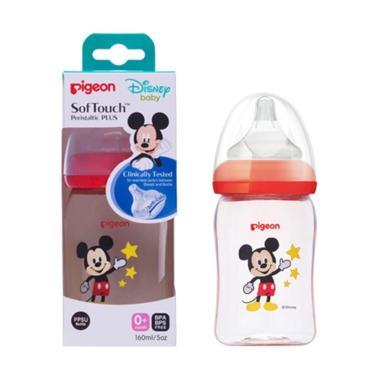 Pigeon  Disney Mickey PPSU Botol Susu [160 mL]