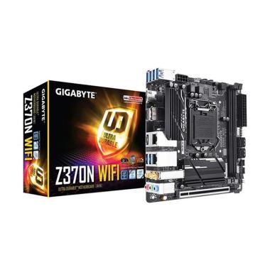 harga Gigabyte Z370N WIFI Mini ITX LGA1151 Motherboard Blibli.com