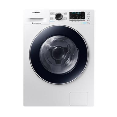 Samsung WW80J54E0BW Mesin Cuci - Putih [8.0 kg/ Front Loading]