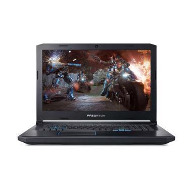 harga Acer Predator PH517-51 Helios 500 Gaming Notebook - Black [17.3 Inch/ i9-8950HK/ 32GB/ GTX1070 8GB/ Win 10] Black Blibli.com