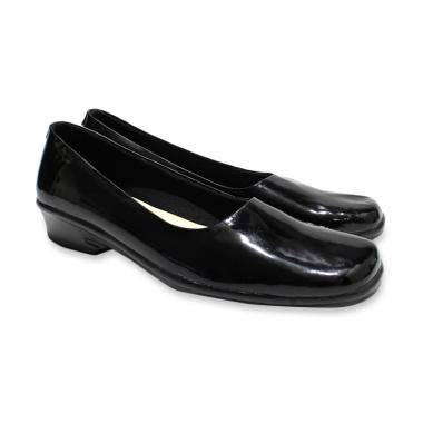 299fb776d91 Black Shoes C3 Sepatu Pantofel Formal Wanita - Hitam