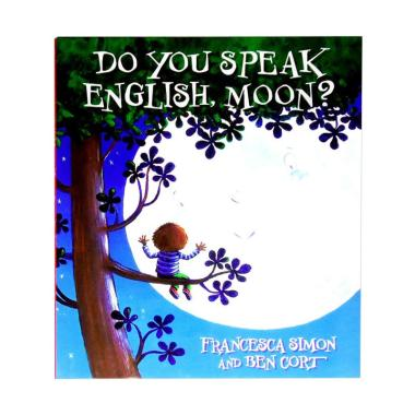 harga Orion Genius Buku Anak Do You Speak English, Moon? Storybook Blibli.com