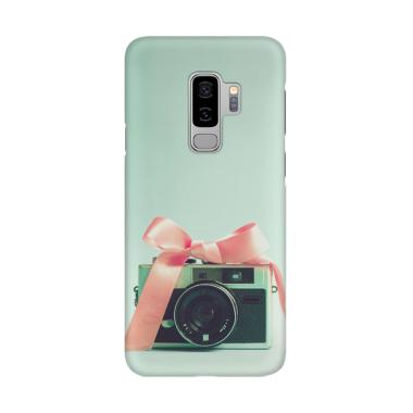 harga Indocustomcase Camera Retro And Pink Bow Cover Casing for Galaxy S9 Plus Blibli.com