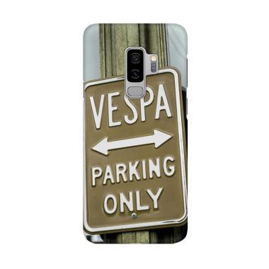 harga Indocustomcase Vespa Parking Poster Cover Casing for Samsung Galaxy S9 Plus Blibli.com