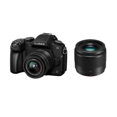 Panasonic Lumix DMC-G85 kit 14-42mm ... 7 jpckemang GARANSI RESMI