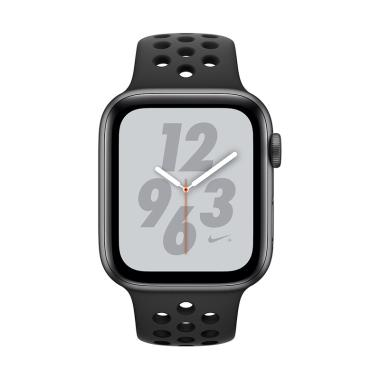 harga Apple Watch Series 4 Nike+ Smartwatch - Space Gray Aluminum Case with Anthracite Nike Sport Band - Black [40mm/ GPS] Blibli.com