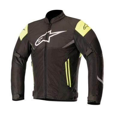 Alpinestars Axel Air Jacket Edition 2018 Jaket Motor - Black Yellow