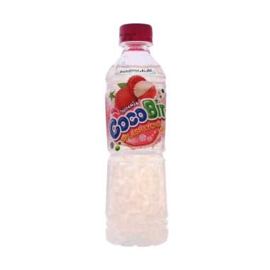 Fruitamin Cocobit Splash Lychee Minuman Jus [Pet/ 350 mL]